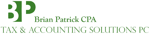 Brian Patrick CPA Tax & Accounting Solution PC